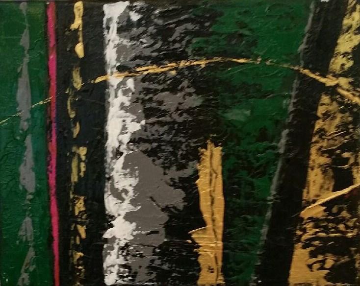"""Alone"" original fine art by Stuart Glazer"