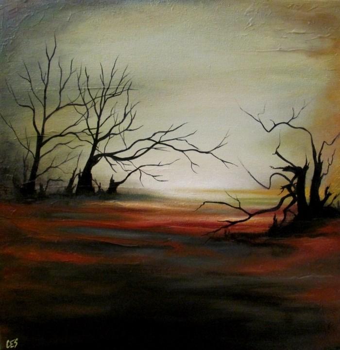 """""""The Morass"""" original fine art by ~ces~ Christine E. S. Code"""