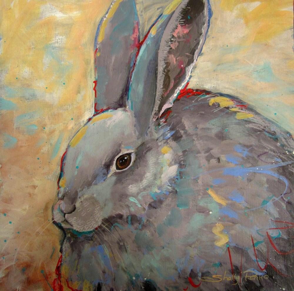 """Be Still"" original fine art by Shelly Penko"