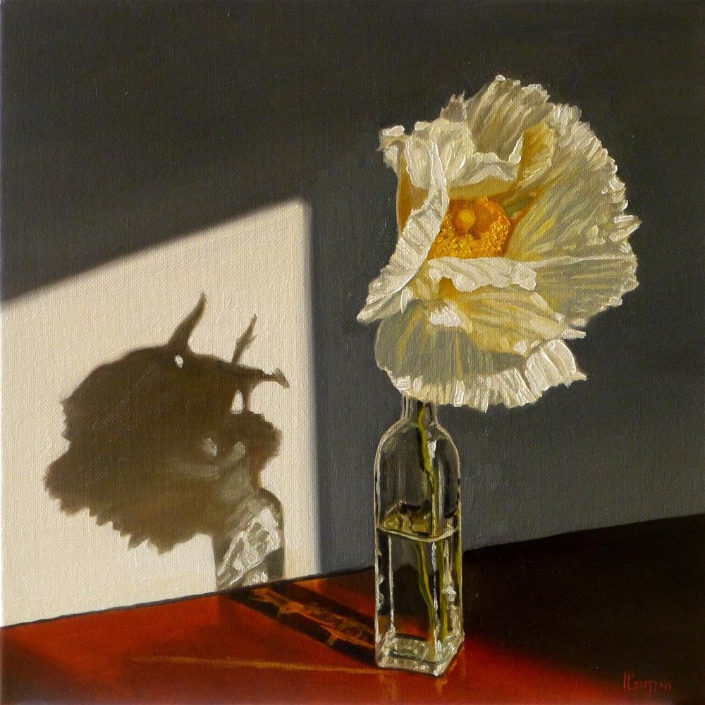 """Ad Oriens"" original fine art by Peter Lentini"