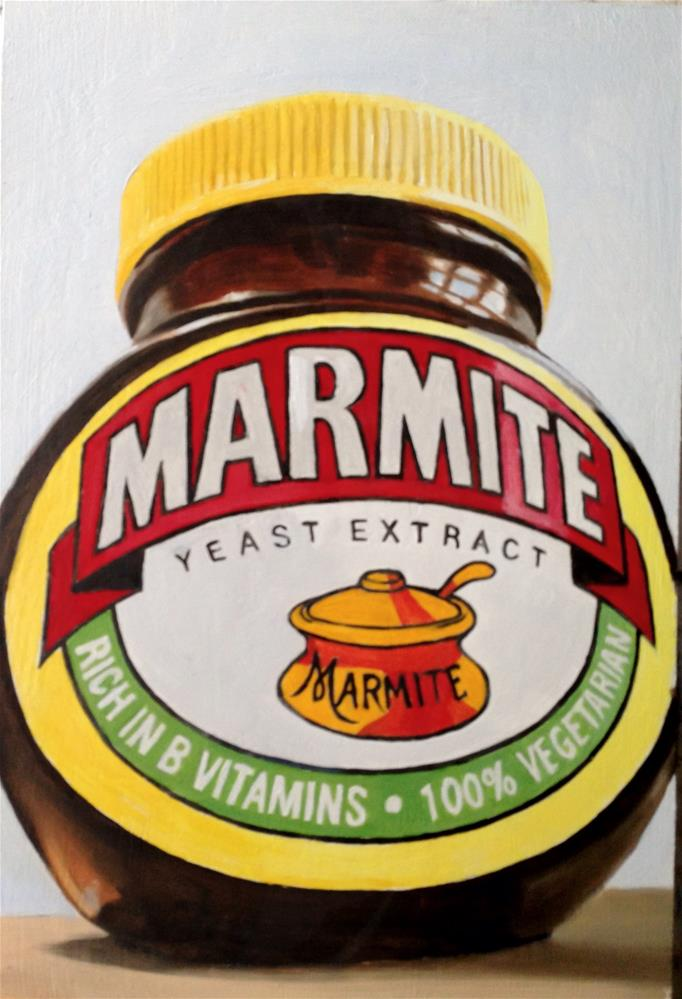 """Mamite Jar"" original fine art by James Coates"