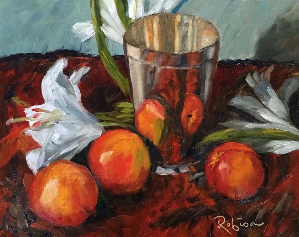 """Reflections: 10 of 30"" original fine art by Renee Robison"