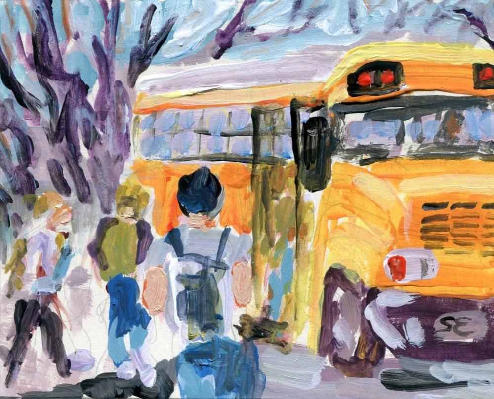 """Load Um Up"" original fine art by Stanley Epperson"