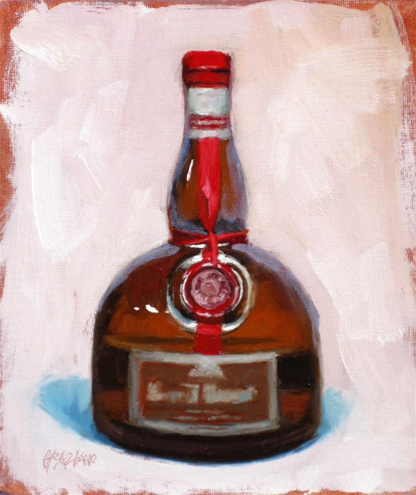 """""""Grand Marnier"""" original fine art by Dan Graziano"""