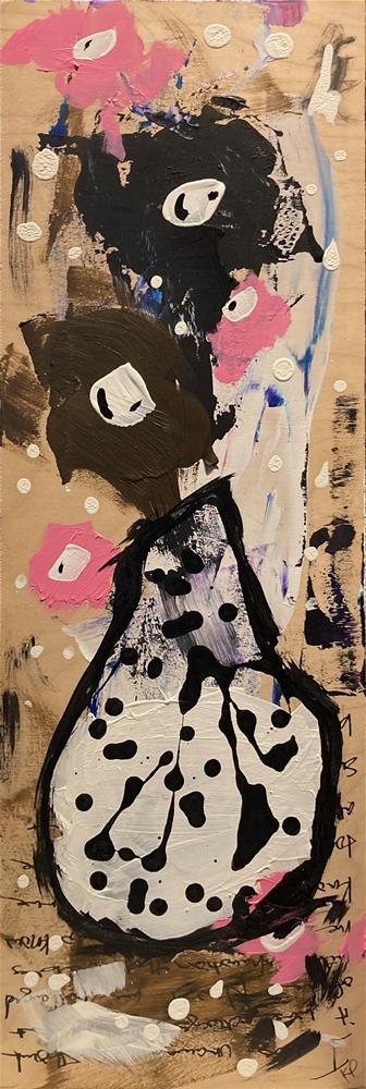 """I Am"" original fine art by Kali Parsons"
