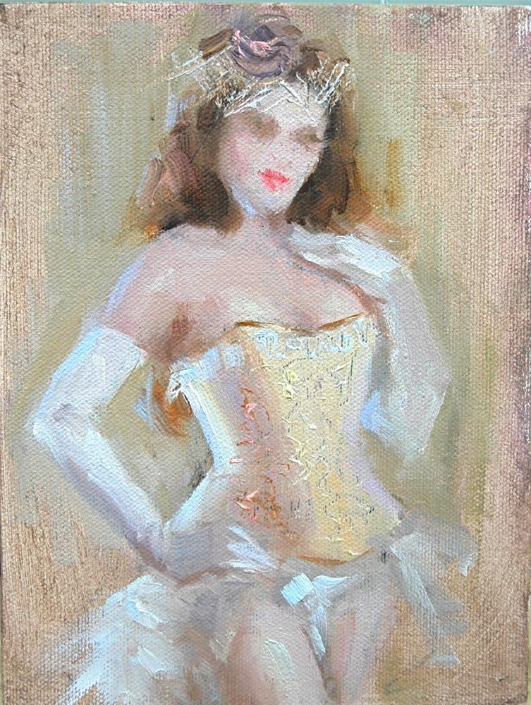 """Cote DAzur"" original fine art by Johanna Spinks"