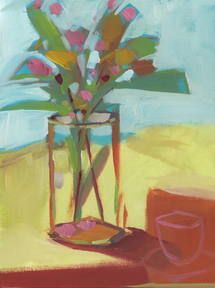 """0792: Sahara"" original fine art by Brian Miller"