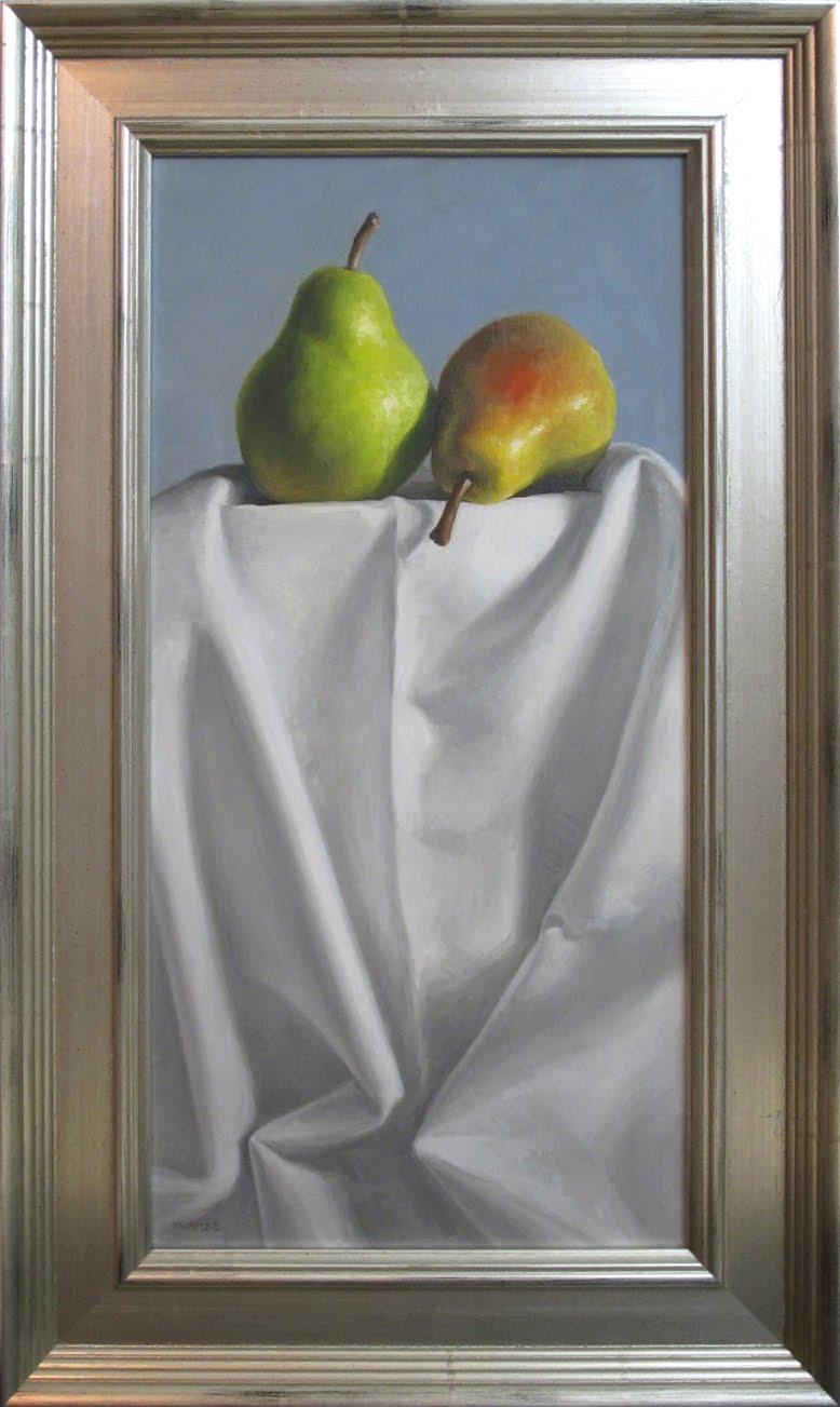 """Pair On Top"" original fine art by Michael Naples"