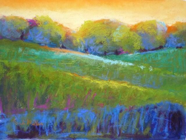 """""""Summer Beauty"""" original fine art by Sandi Miller"""