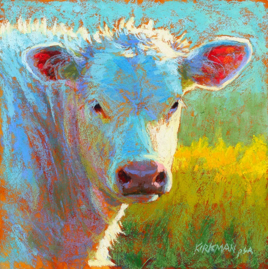 """North - day 3"" original fine art by Rita Kirkman"