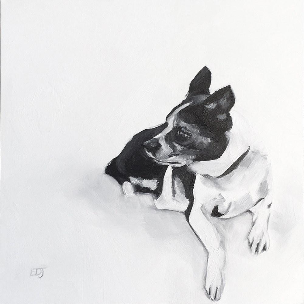 """""""Zuni"""" original fine art by Elizabeth Dawn Johnston"""