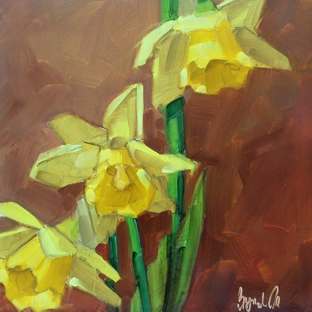 """Sundrops"" original fine art by Brandi Bowman"