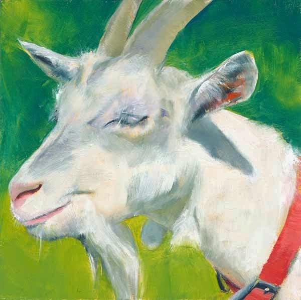 """Dimpled"" original fine art by Brenda Ferguson"