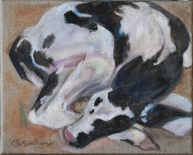 """""""Sweet Dreams"""" original fine art by Carol DeMumbrum"""