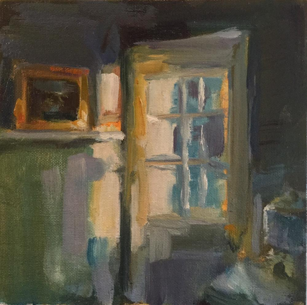 """Morning Light"" original fine art by Barb Walker"