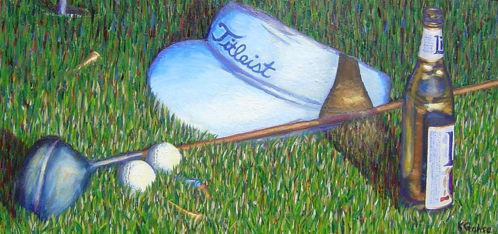 """The Perfect Day"" original fine art by Karen Gehse"