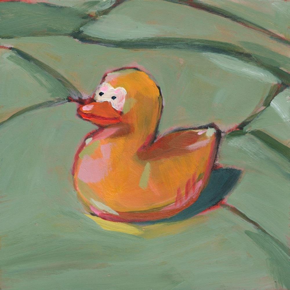 """He is Back (#362)"" original fine art by Brian Miller"