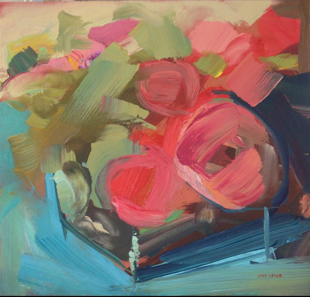 """2419 Until Next Year. . ."" original fine art by Lisa Daria"