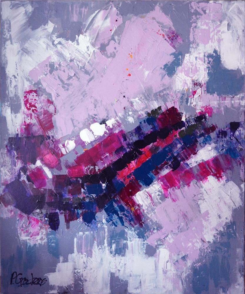 """""""Gem Pocket"""" original fine art by Pamela Gatens"""