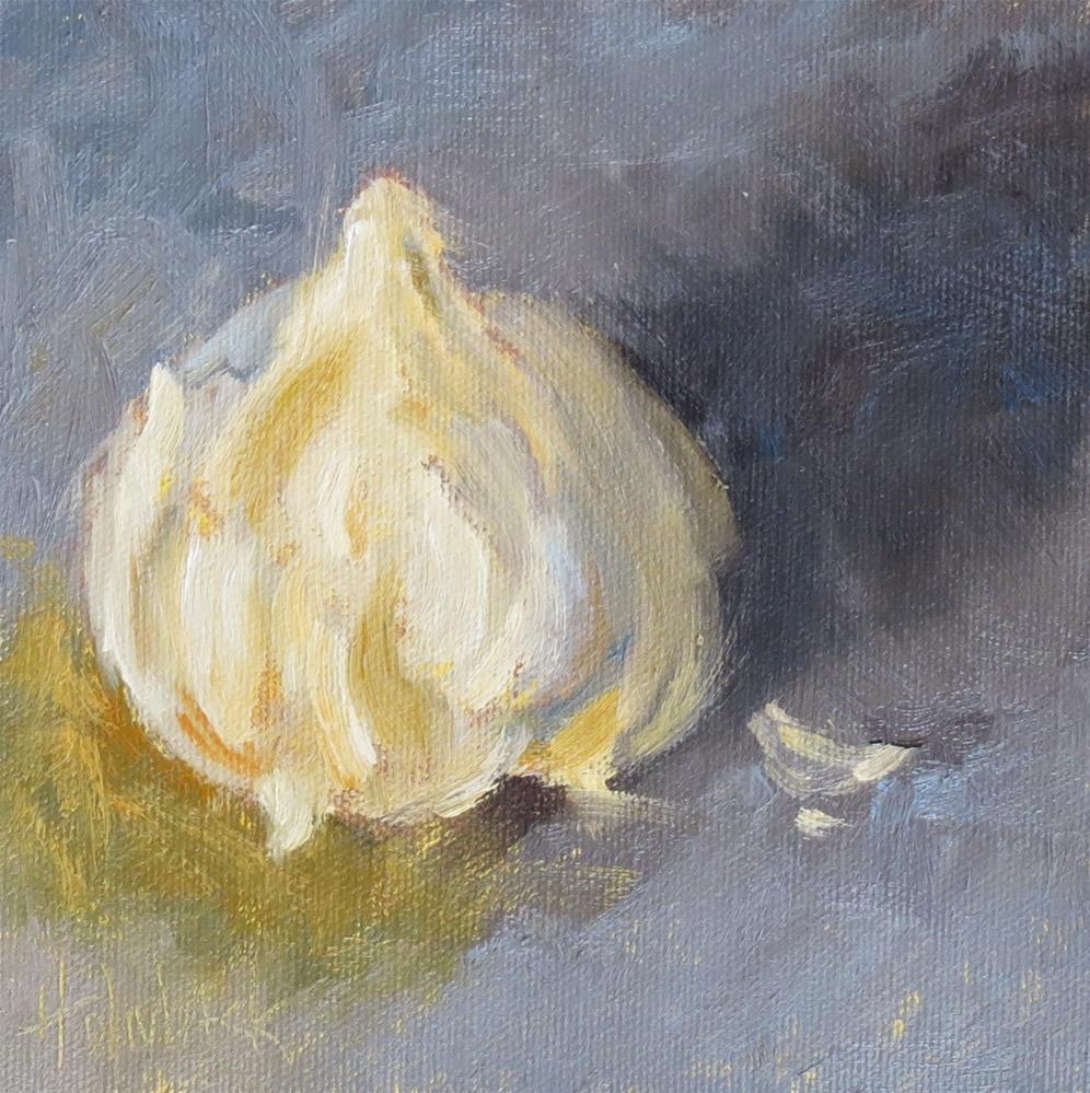 """""""Pungent Flavor"""" original fine art by Pam Holnback"""
