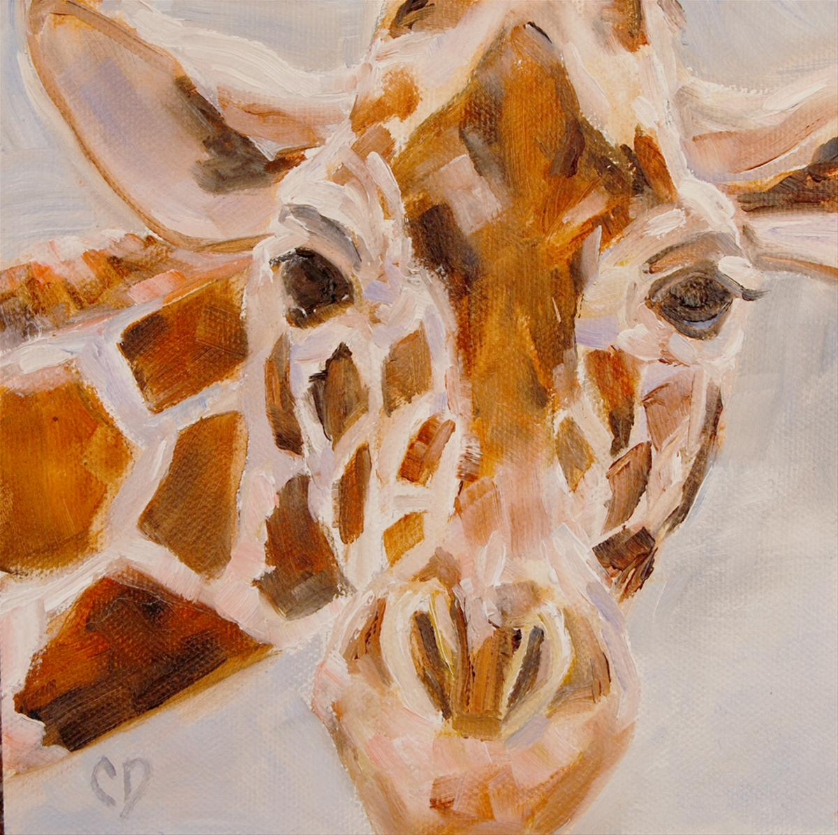"""Out of Africa"" original fine art by Carol DeMumbrum"