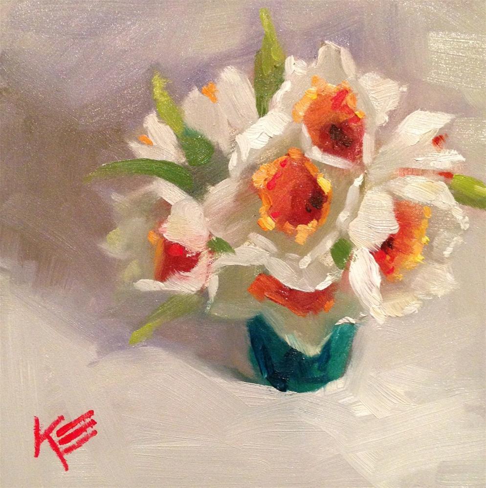 """""""Little Dittie"""" original fine art by Krista Eaton"""
