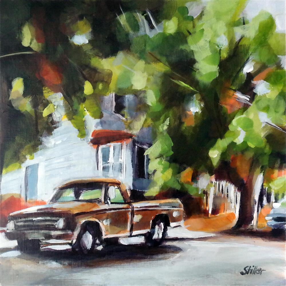 """3632 Southbound"" original fine art by Dietmar Stiller"