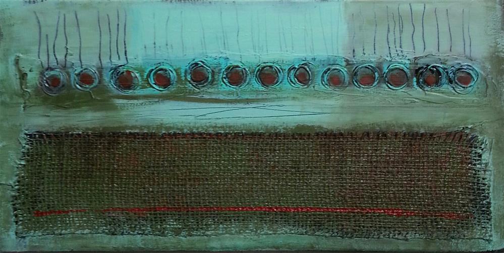 """""""Grass Roots"""" original fine art by Marie Lynch"""