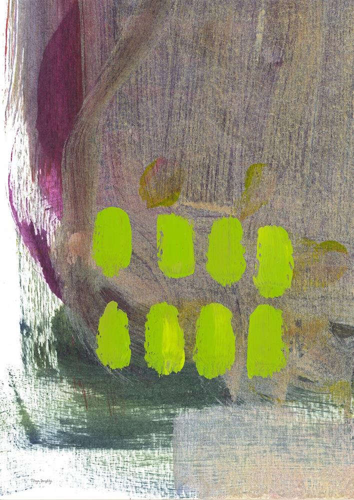 """8 Spot"" original fine art by Tonya Doughty"