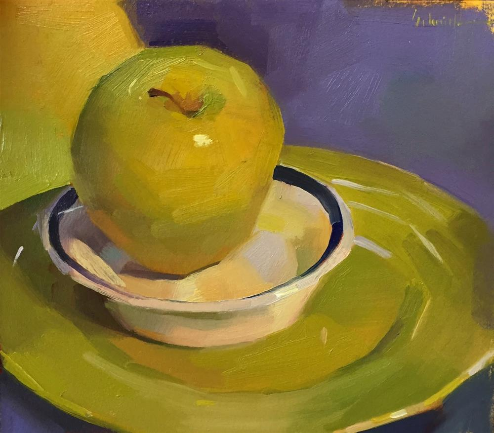 """Delicious"" original fine art by Sarah Sedwick"