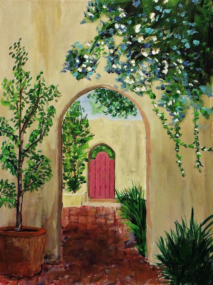 """Arches"" original fine art by Mike Caitham"