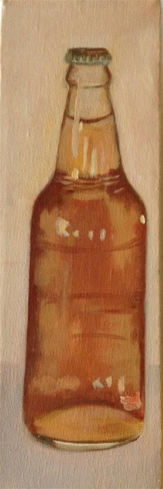"""Cream Soda"" original fine art by Dawn Melka"