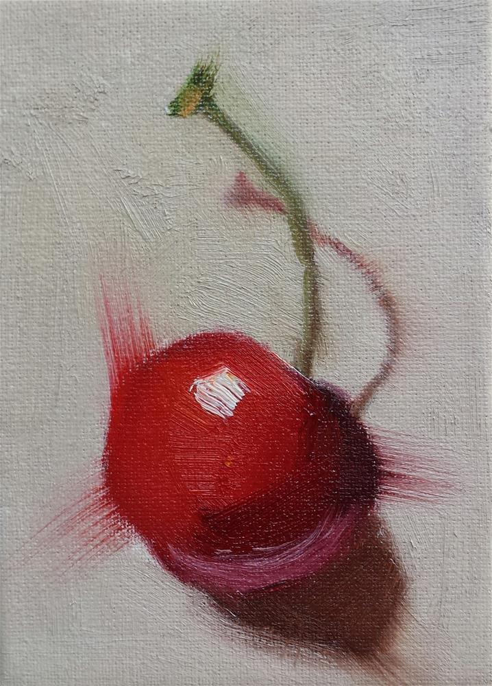 """Shadow Play"" original fine art by Cindy Haase"