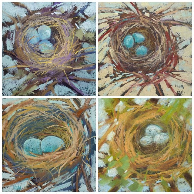 """Have Fun with Photo Collages"" original fine art by Karen Margulis"