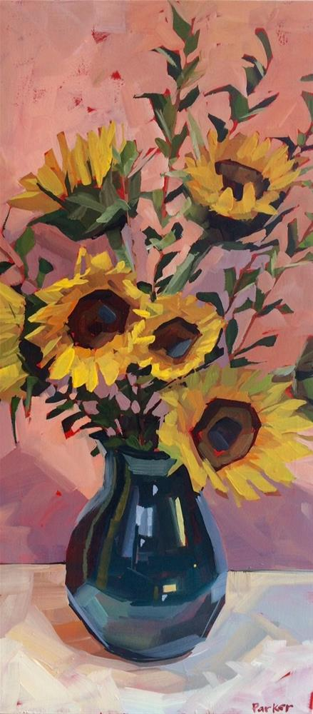 """Congratulations"" original fine art by Teddi Parker"