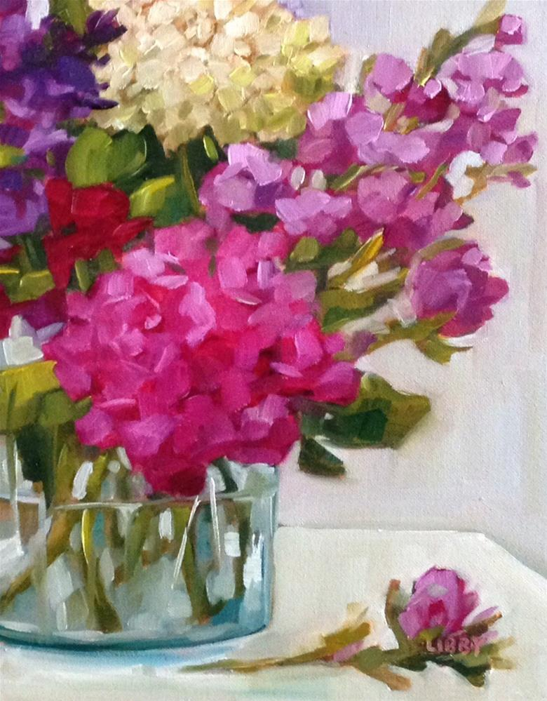 """""""Clear Choice"""" original fine art by Libby Anderson"""
