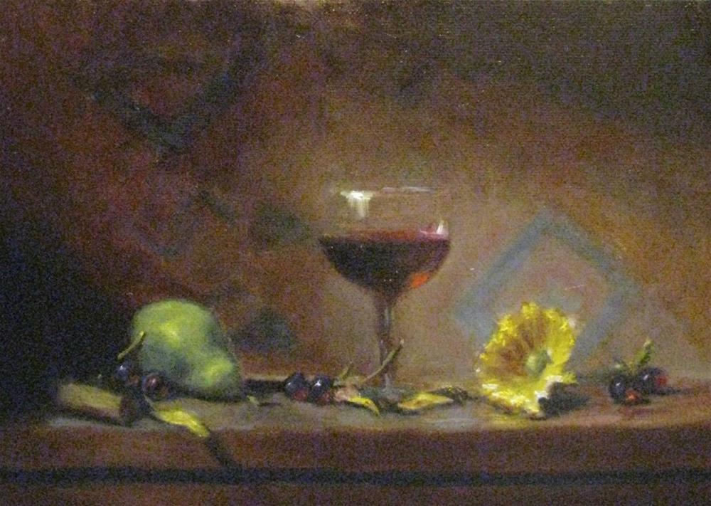 """""""a search for harmony"""" original fine art by tom dawson"""
