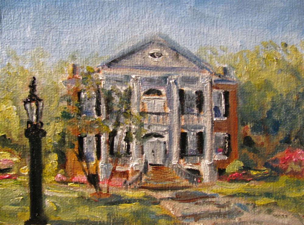 """Rosalie"" original fine art by Susan Elizabeth Jones"