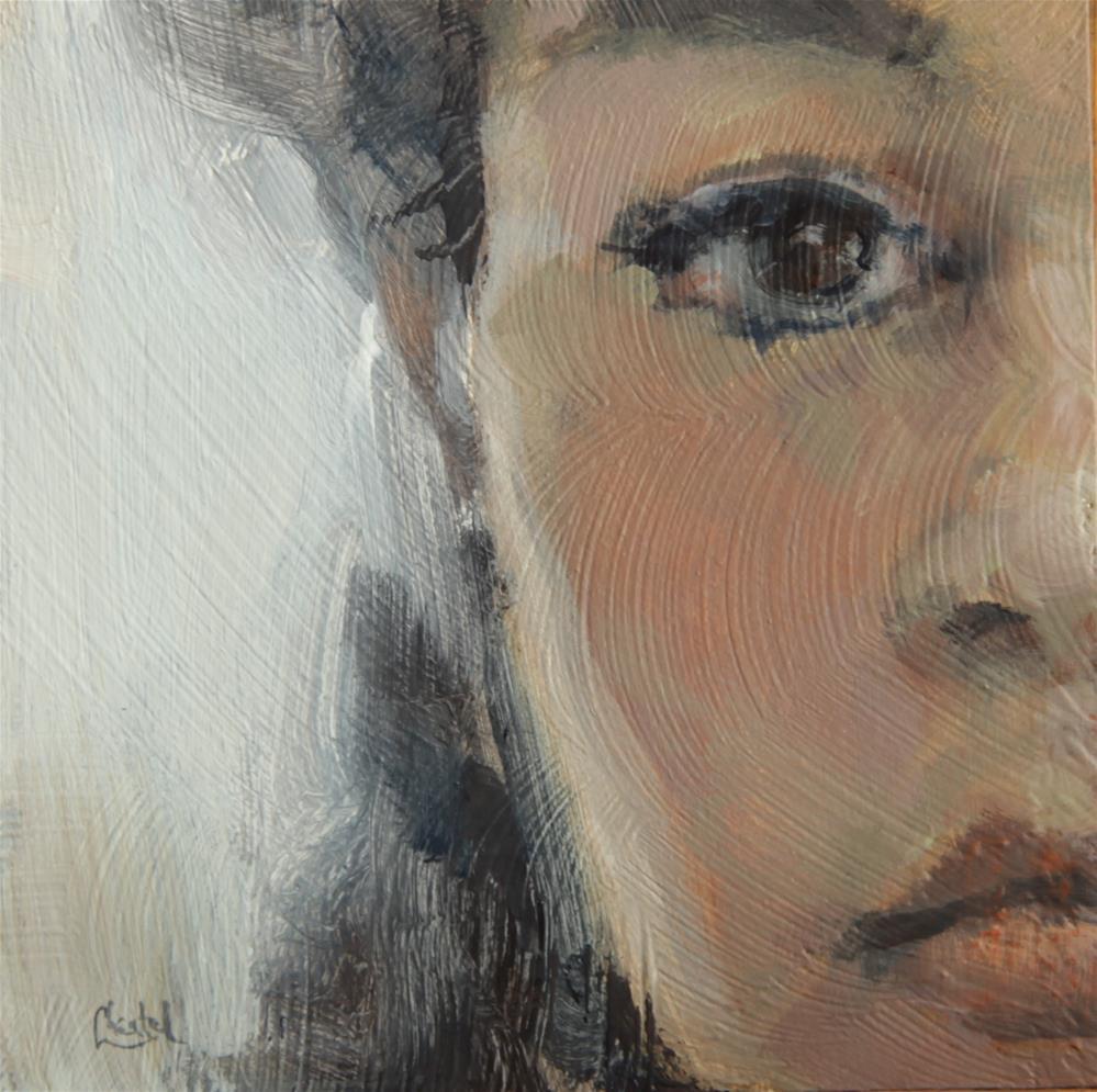 """Mist"" original fine art by Chantel Barber"