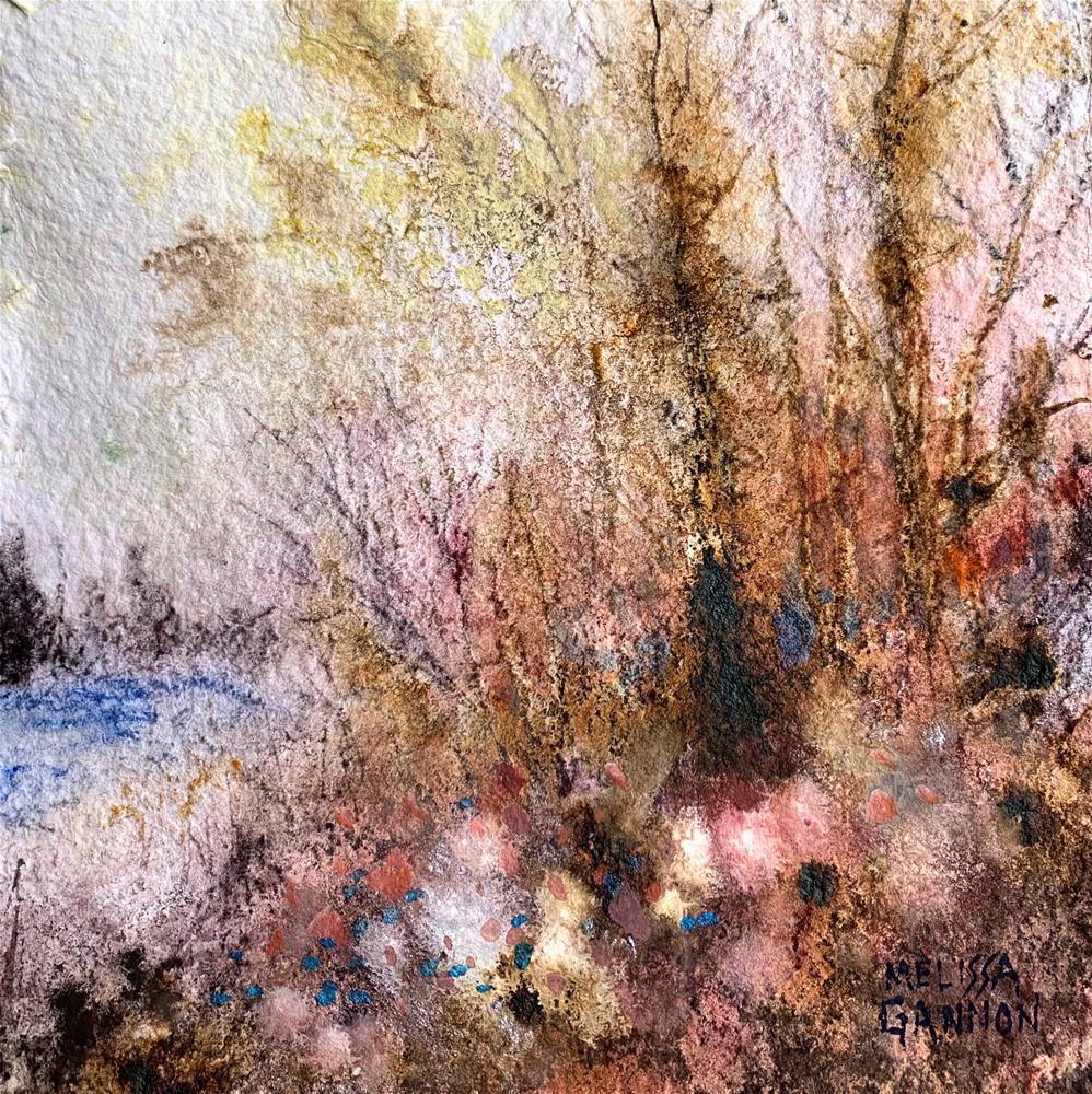 """The Time Between"" original fine art by Melissa Gannon"