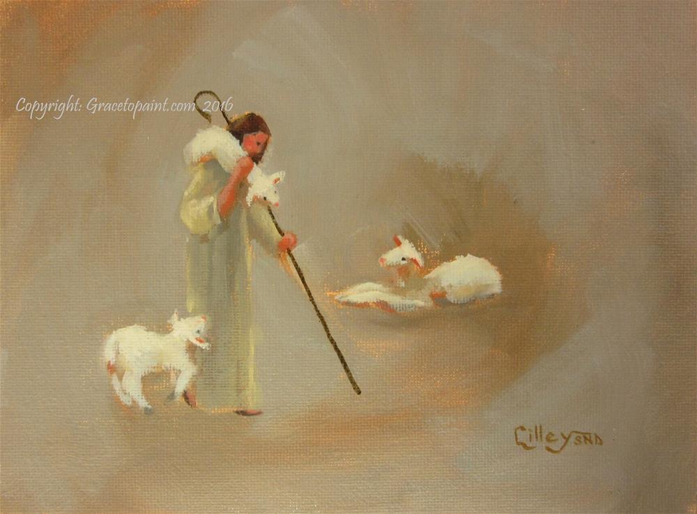 """""""Carry Me Home"""" original fine art by Maresa Lilley"""