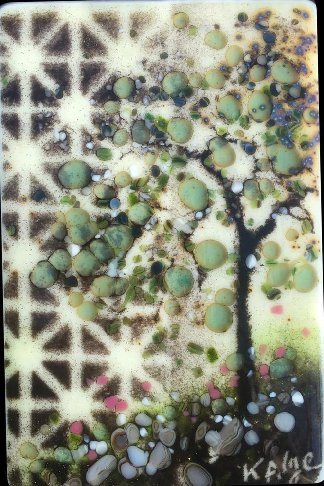 """""""Star Screen Garden"""" original fine art by Kelly Alge"""