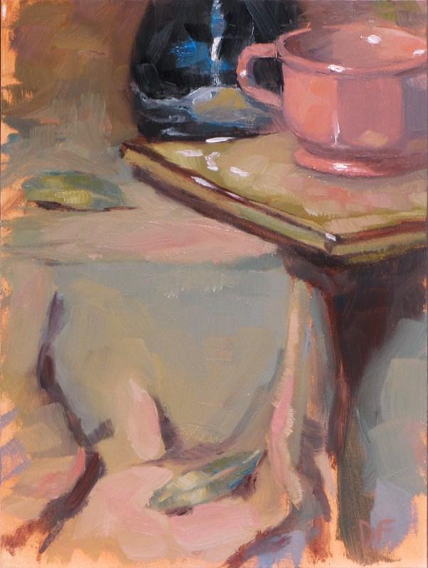 """Disperse"" original fine art by Dave Froude"
