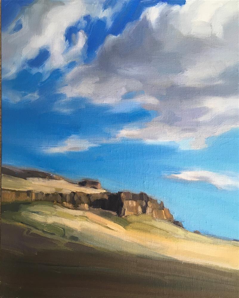"""""""Exploring-Idaho4"""" original fine art by Katya Minkina"""