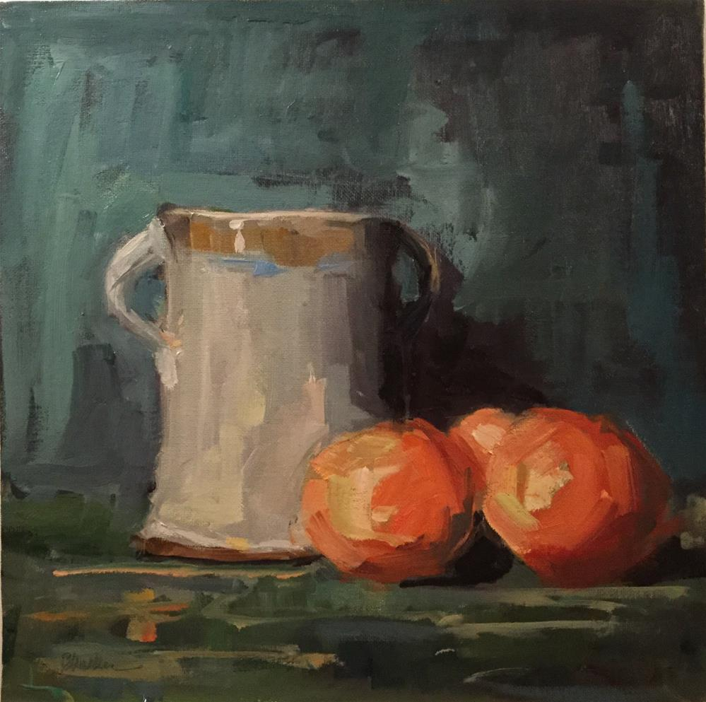 """Still Life"" original fine art by Barb Walker"