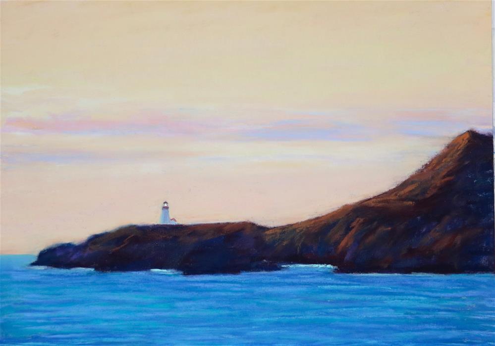 """Passing the Light Forward"" original fine art by Sharon Lewis"