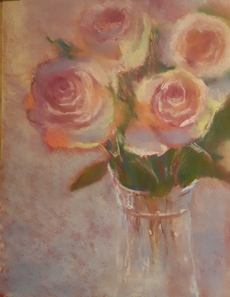 """High tea"" original fine art by Rentia Coetzee"