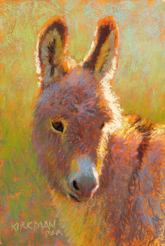 """Don Kealoha"" original fine art by Rita Kirkman"
