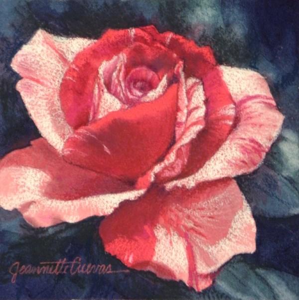 """Scentamental"" original fine art by Jeannette Cuevas"
