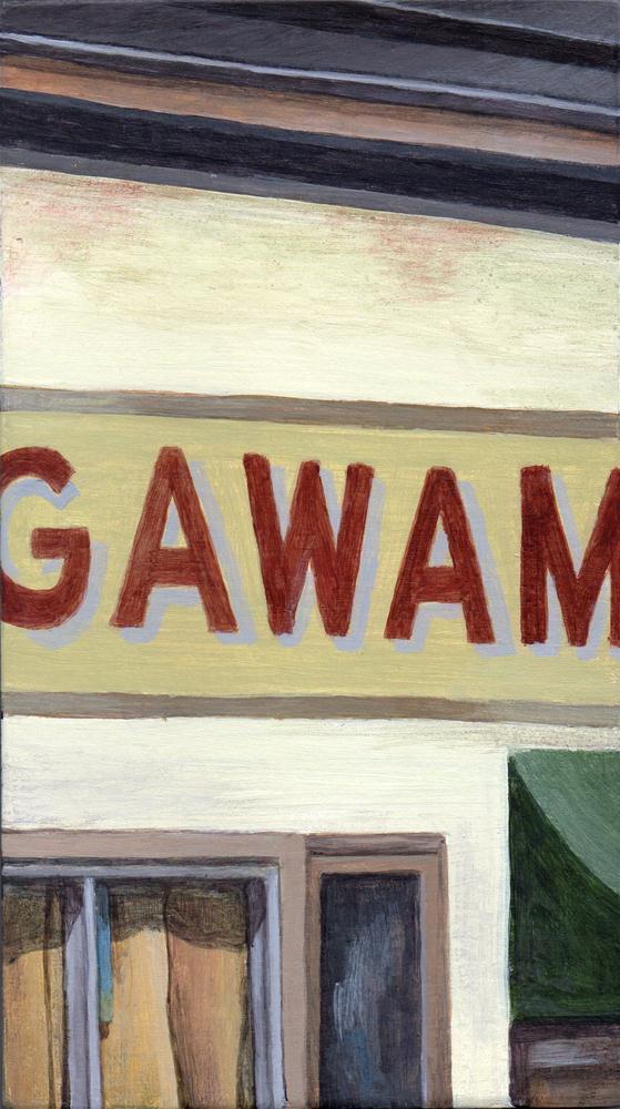 """""""Agawam"""" original fine art by Debbie Shirley"""